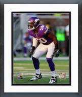 Minnesota Vikings Gerald Hodges Action Framed Photo