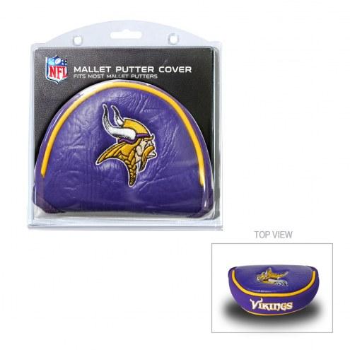 Minnesota Vikings Golf Mallet Putter Cover