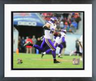 Minnesota Vikings Harrison Smith Action Framed Photo