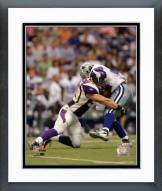 Minnesota Vikings Heath Farwell 2006 Action Framed Photo