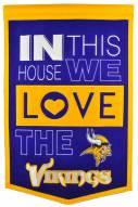 Minnesota Vikings Home Banner
