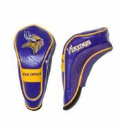 Minnesota Vikings Hybrid Golf Head Cover
