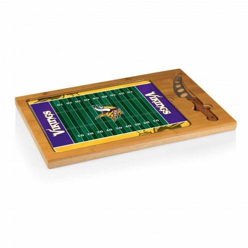 Minnesota Vikings Icon Cutting Board