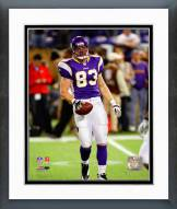 Minnesota Vikings Jeff Dugan 2008 Action Framed Photo