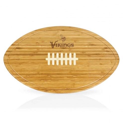 Minnesota Vikings Kickoff Cutting Board