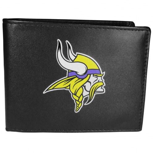 Minnesota Vikings Large Logo Bi-fold Wallet
