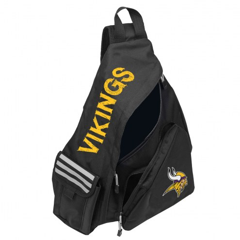Minnesota Vikings Leadoff Sling Backpack