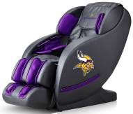 Minnesota Vikings Luxury Zero Gravity Massage Chair