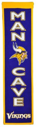 Minnesota Vikings Man Cave Banner