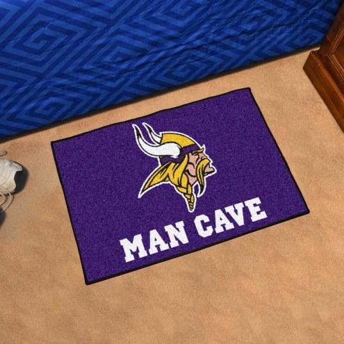 Minnesota Vikings Man Cave Starter Mat