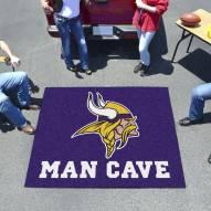 Minnesota Vikings Man Cave Tailgate Mat
