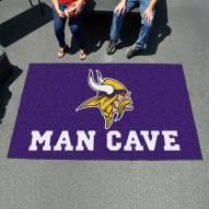 Minnesota Vikings Man Cave Ulti-Mat Rug