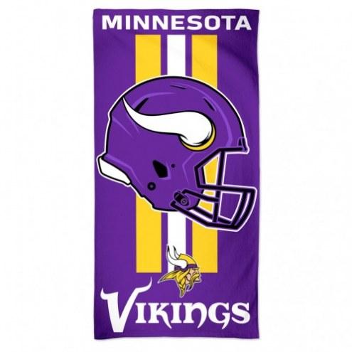 Minnesota Vikings McArthur Beach Towel