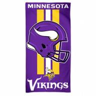 Minnesota Vikings McArthur Beach Towel