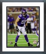 Minnesota Vikings Michael Mauti Action Framed Photo