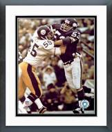 Minnesota Vikings Mick Tingelhoff Action Framed Photo