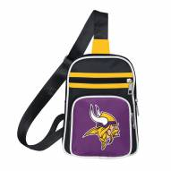 Minnesota Vikings Mini Cross Sling Bag