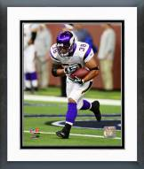 Minnesota Vikings Naufahu Tahi 2007 Action Framed Photo