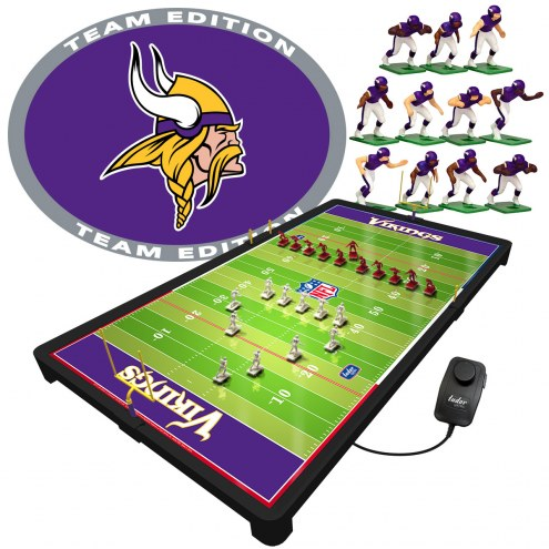 Minnesota Vikings NFL Deluxe Electric Football Game
