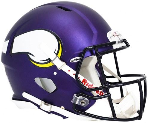 Minnesota Vikings NFL Riddell Speed Full Size Authentic Football Helmet