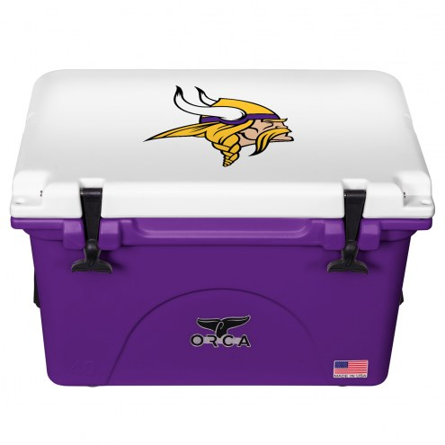 Minnesota Vikings ORCA 40 Quart Cooler