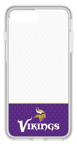 Minnesota Vikings OtterBox iPhone 8 Plus/7 Plus Symmetry Clear Case