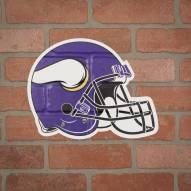 Minnesota Vikings Outdoor Helmet Graphic
