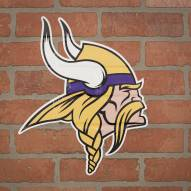 Minnesota Vikings Outdoor Logo Graphic