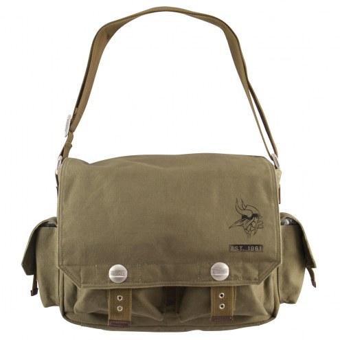 Minnesota Vikings Prospect Messenger Bag