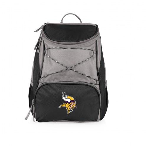 Minnesota Vikings PTX Backpack Cooler