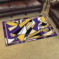 Minnesota Vikings Quicksnap 4' x 6' Area Rug