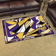 Minnesota Vikings Quicksnap 4' x 6' Area Rug