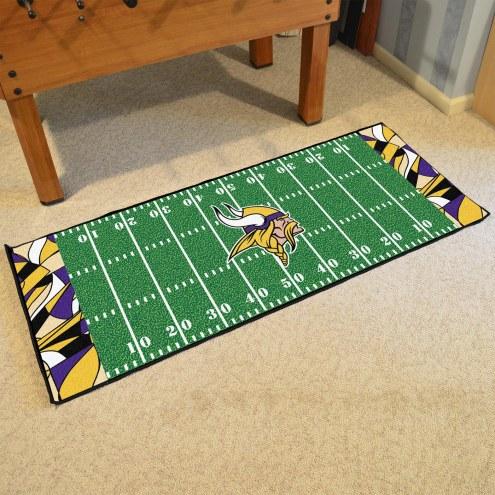 Minnesota Vikings Quicksnap Runner Rug