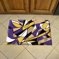Minnesota Vikings Quicksnap Scraper Door Mat