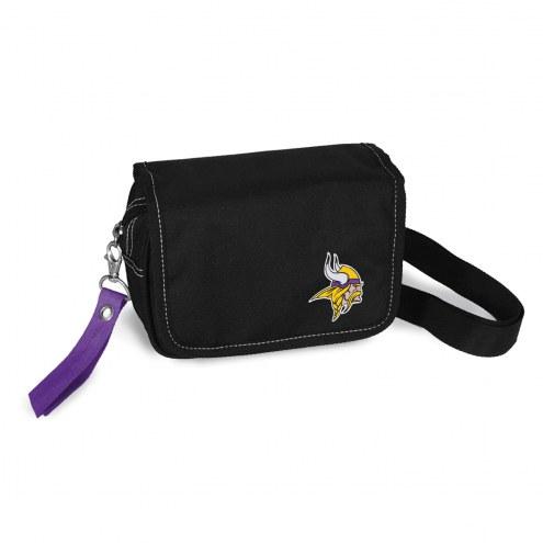 Minnesota Vikings Ribbon Waist Pack Purse