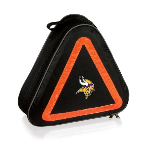 Minnesota Vikings Roadside Emergency Kit