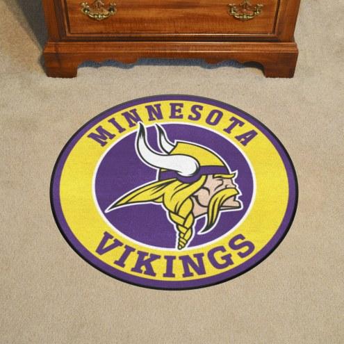 Minnesota Vikings Rounded Mat
