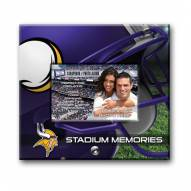 Minnesota Vikings Scrapbook