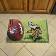 Minnesota Vikings Scraper Door Mat