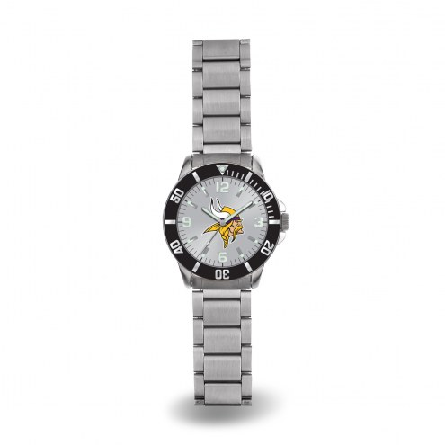 Minnesota Vikings Sparo Men's Key Watch