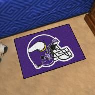 Minnesota Vikings Starter Rug