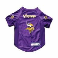 Minnesota Vikings Stretch Dog Jersey