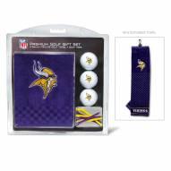 Minnesota Vikings Golf Gift Set