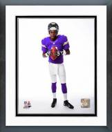 Minnesota Vikings Teddy Bridgewater Posed Framed Photo