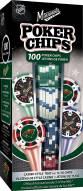 Minnesota Wild 100 Poker Chips