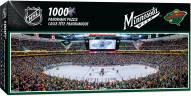 Minnesota Wild 1000 Piece Panoramic Puzzle