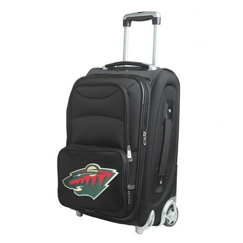 "Minnesota Wild 21"" Carry-On Luggage"