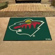 Minnesota Wild All-Star Mat