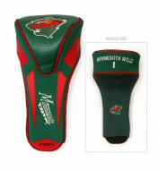 Minnesota Wild Apex Golf Driver Headcover