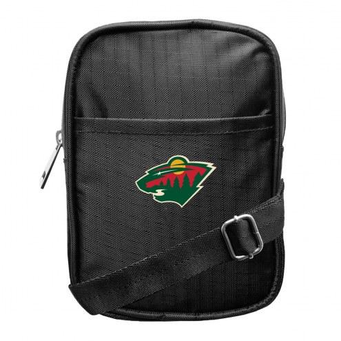 Minnesota Wild Camera Crossbody Bag